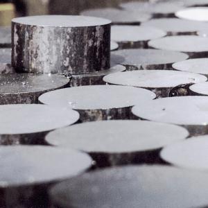 Поковка стальная конструкционная